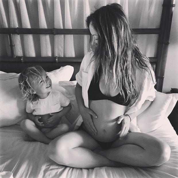 Оливия Уайлд беременна