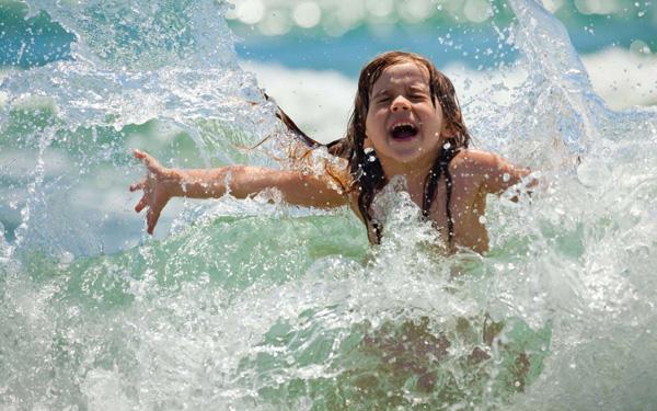 Игры для детей в воде