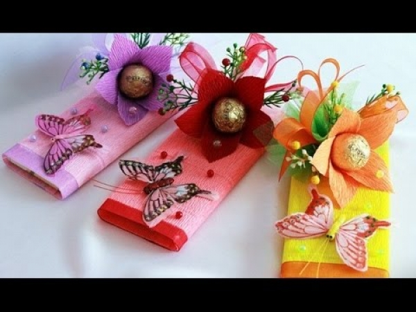 Подарочный шоколад ко Дню знаний