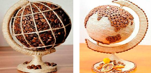 Топиарии глобусы для учителя