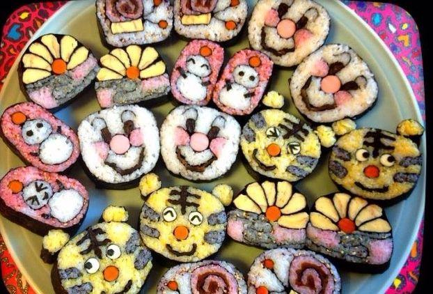 Можно ли давать детям суши