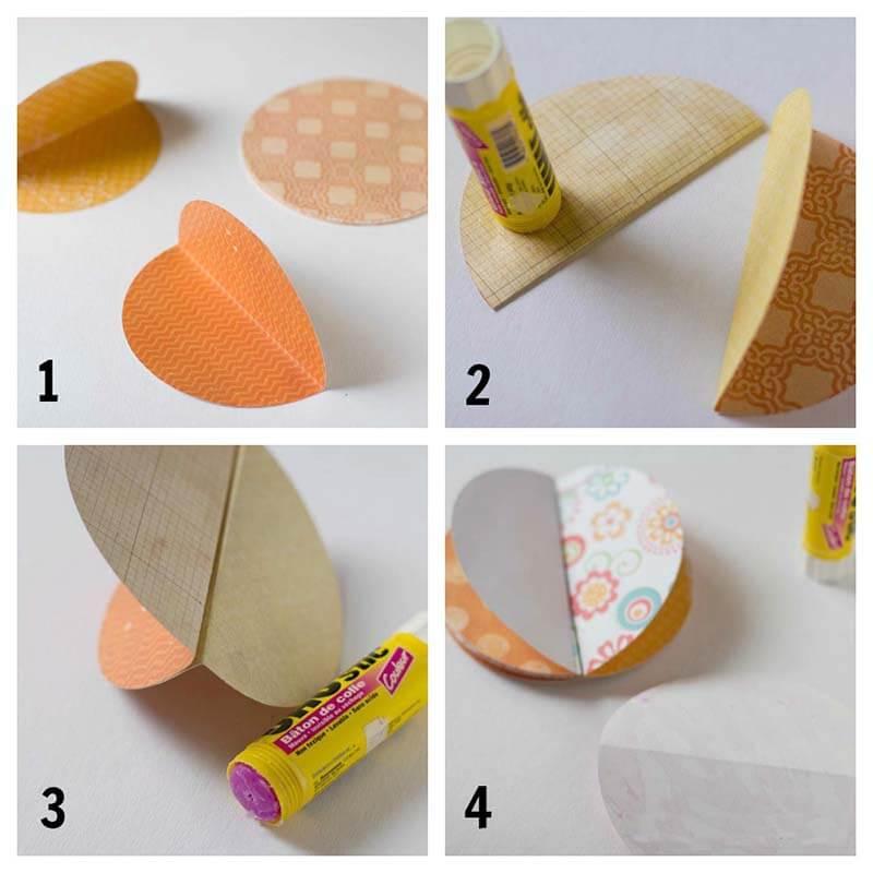 Как сделать декоративную тыкву