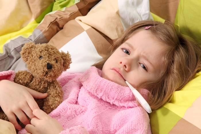 Что делать при температуре у ребенка?