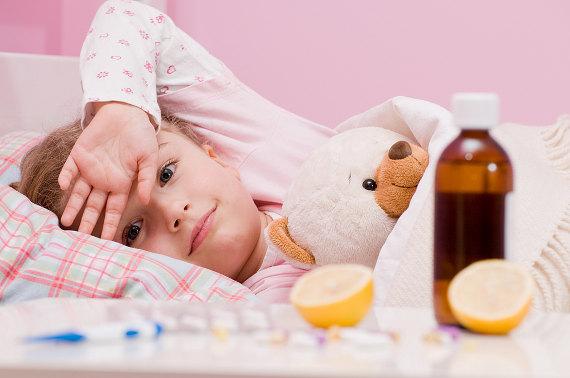 Чем сбить температуру у ребенка?