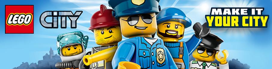 """Конструктор Lego City """"Праздник в парке-жители"""""""