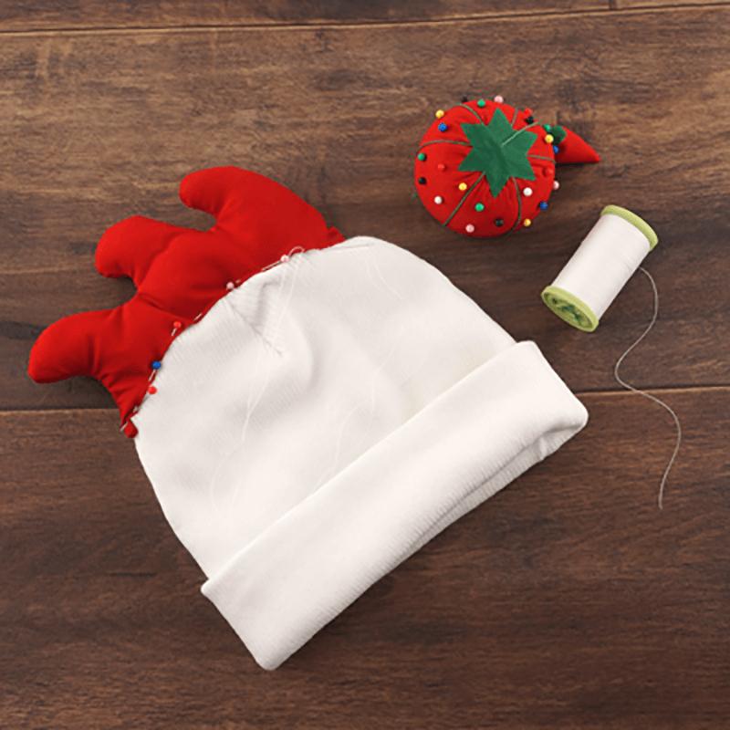 Петушиный гребешок для новогоднего костюма