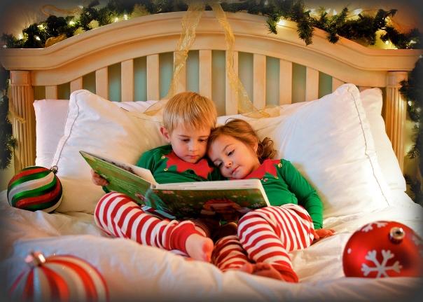 Детские книги ко Дню Святого Николая