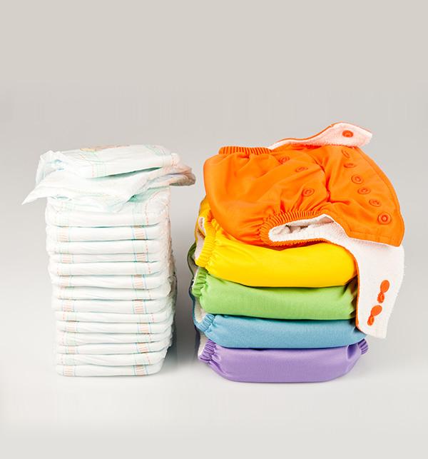 Как стирать многоразовые подгузники