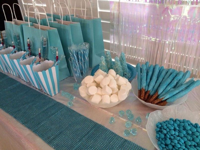 Сладкий стол на детский день рождения