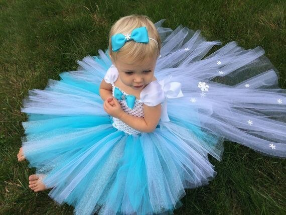 Детский костюм Элзы