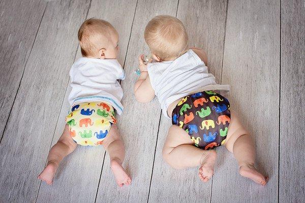 Многоразовые подгузники для детей