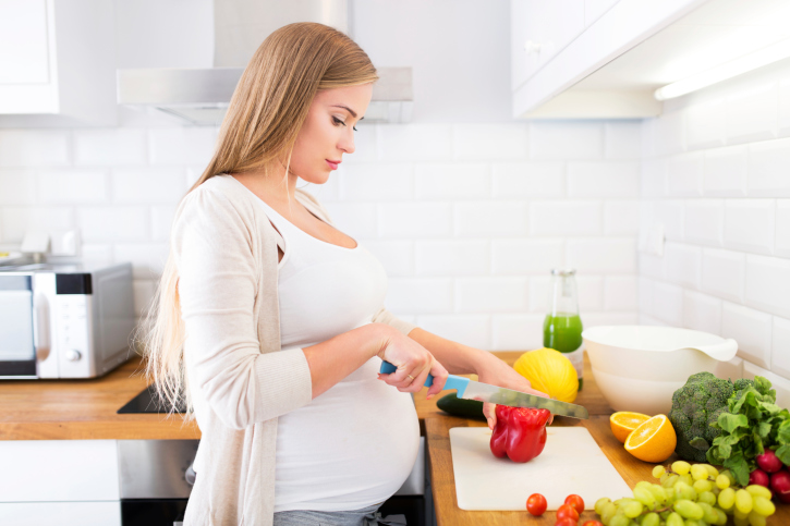 Как питаться при токсикозе беременных