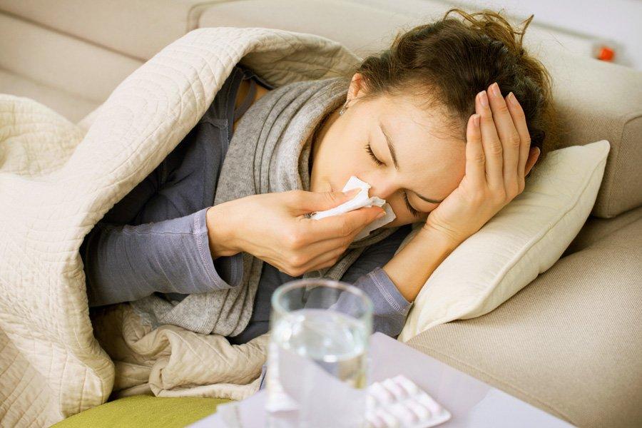 Медикаментозное лечение простуды при беременности