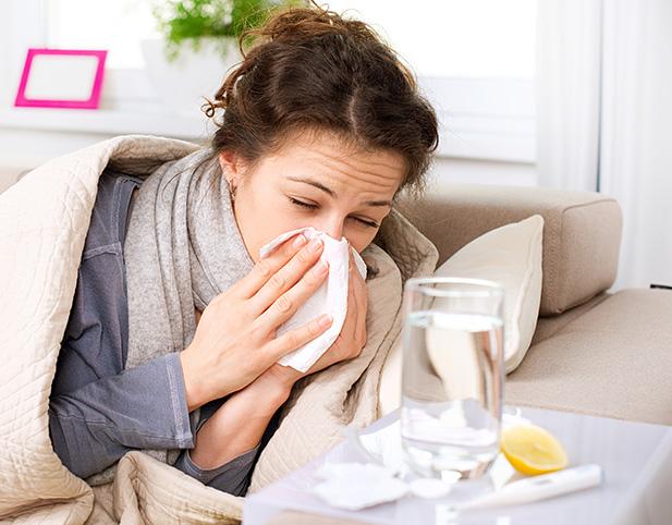Лечение простуды при беременности народными средствами