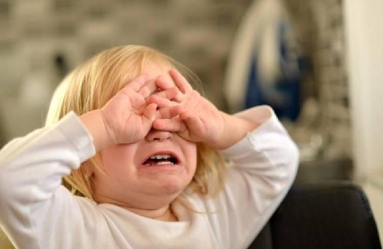 Детские истерики и капризы