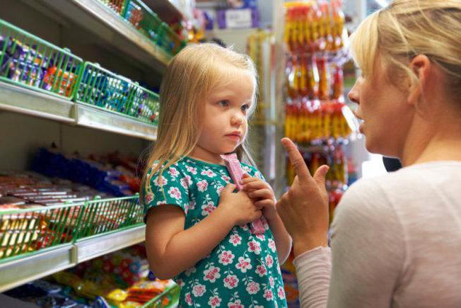 Как вести себя во время детских истерик