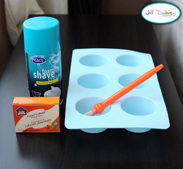 Детские краски для рисования в ванной