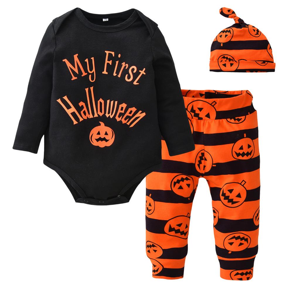 Комплект одежды к Хэллоуину для малыша