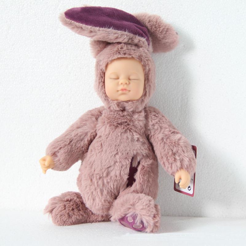 Детская кукла в виде зайки