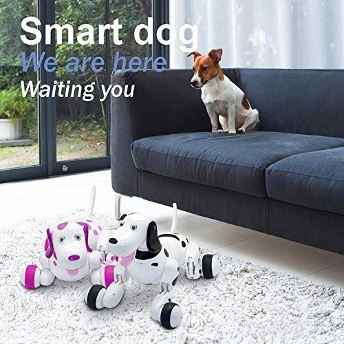 Детская игрушка робот в виде собаки