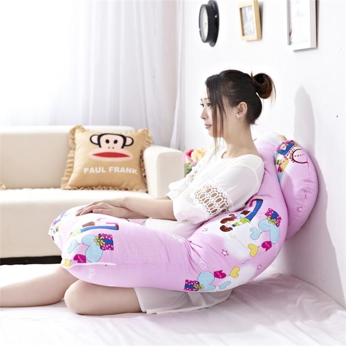 Как правильно выбрать подушку для беременных