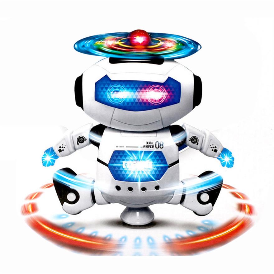 Детский музыкальный робот