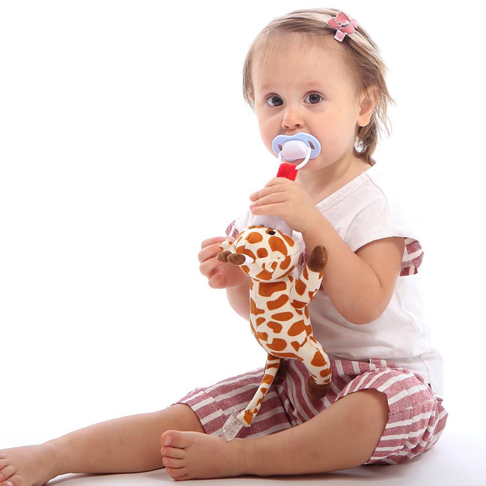 Жираф держатель для соски