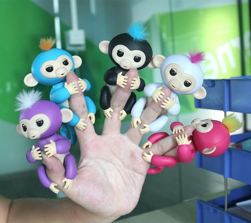 Интерактивнная обезьянка