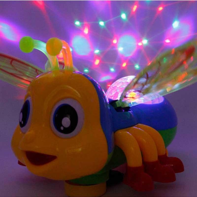 Проекционный ночник пчелка