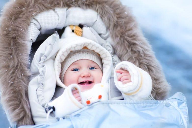 Продолжительность прогулки с новорожденным