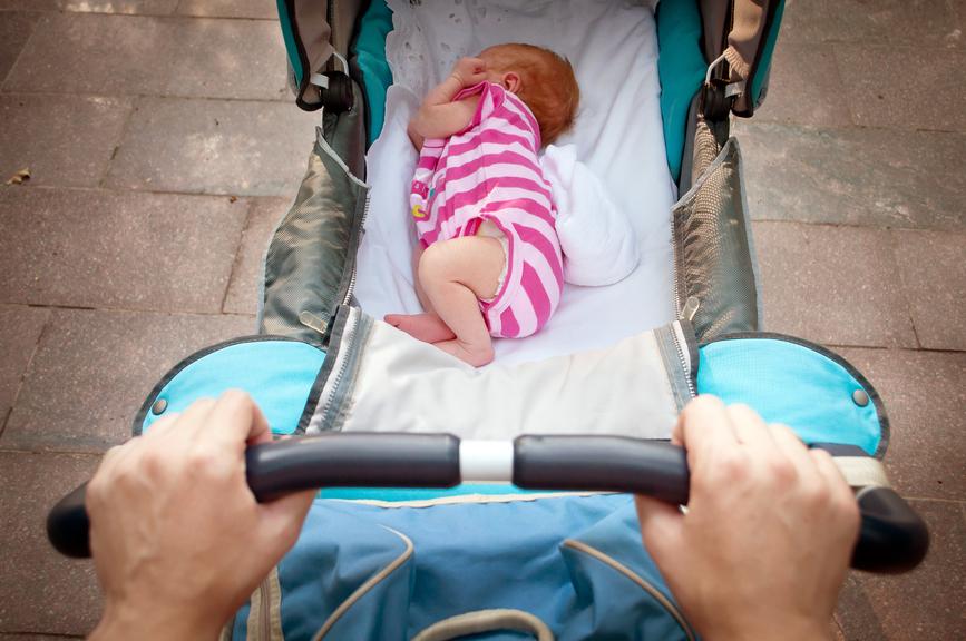 Как одеть новорожденного на прогулку летом