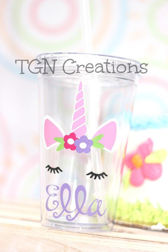 Украшение стаканов для праздника