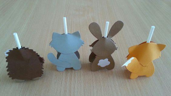 Как украсить конфеты на палочке