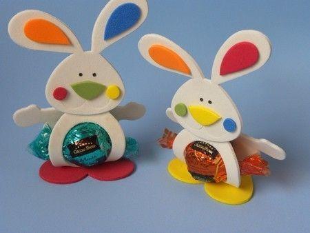 Кролики для упаковки конфеты