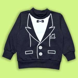 Детский джемпер-рубашка