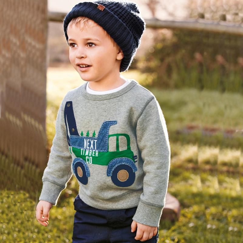 Модный детский джемпер