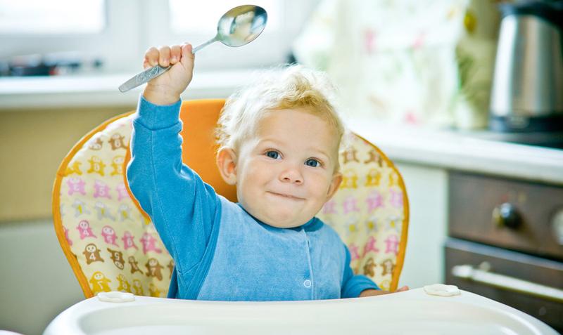 Сколько раз кормить в день ребенка в год