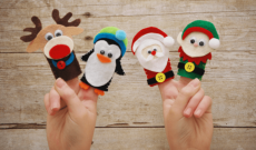 Как сделать пальчиковые игрушки
