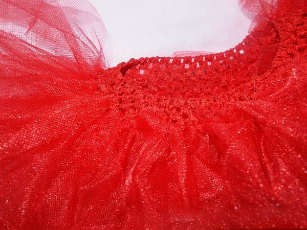 Фатиновая юбка-пачка