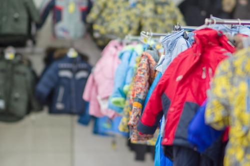 Куртки для детей на весну-осень