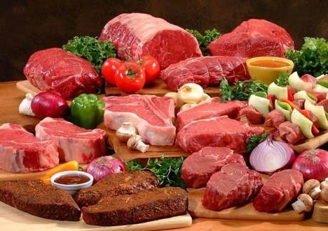 Мясо в рационе беременных