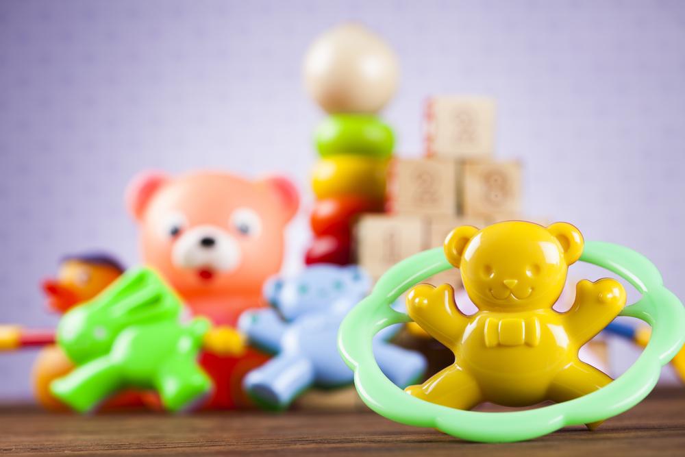 Развивающие игрушки для детей до года и старше