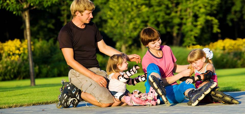 Как выбирать скейтборд и детские ролики