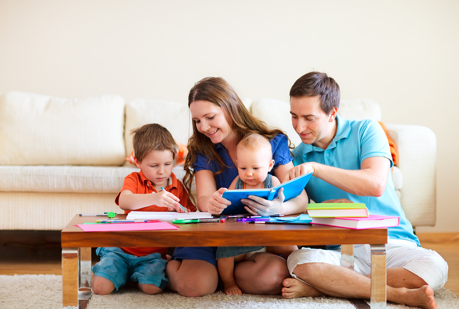 10 секретов для родителей по воспитанию ребенка