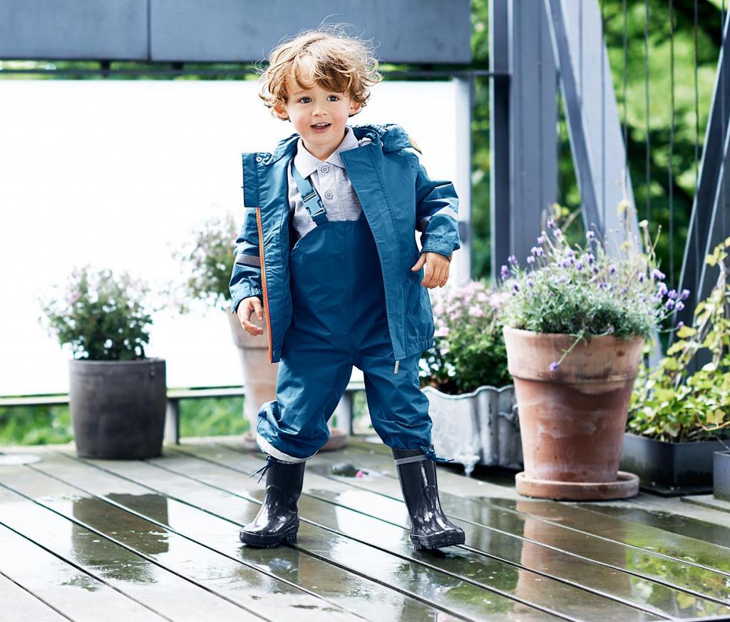 Как выбрать демисезонную куртку для ребенка?