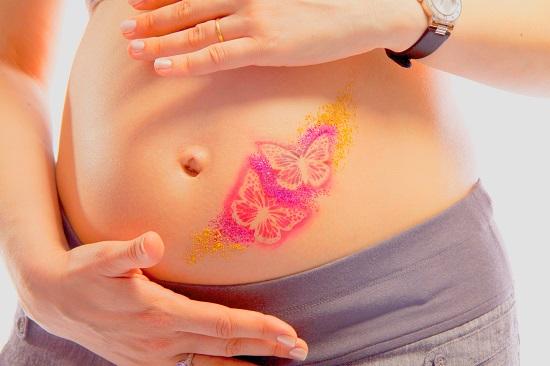 Почему во время беременности чешется кожа?