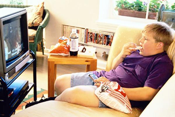 Гиподинамия. Как заставить ребенка больше двигаться?