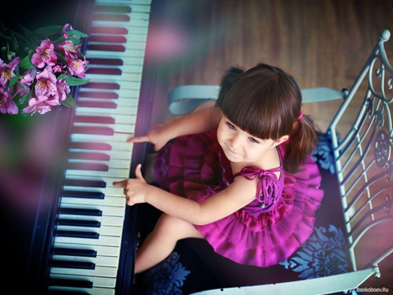 Занятия музыкой делают ребенка умнее