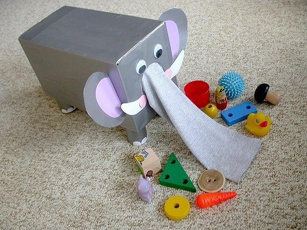 Детские игры на развитие памяти и мышления