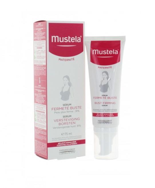 Сыворотка для упругости бюста Mustela